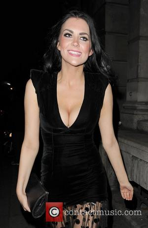 Kate Middleton lookalike, and 'Desperate Scousewives' star Sam Woolley leaving Aura nightclub rather worse for wear. London, England - 11.01.12