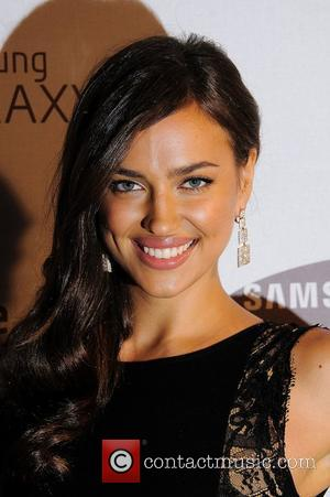 Irina Shayk Samsung celebrate the launch of the Galaxy Note 10.1 held at One Mayfair. London, England - 15.08.12