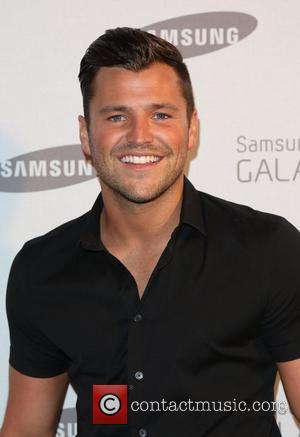 Mark Wright Samsung celebrate the launch of the Galaxy Note 10.1 held at One Mayfair London, England - 15.08.12