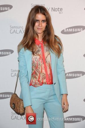 Jade Williams aka Sunday Girl Samsung celebrate the launch of the Galaxy Note 10.1 held at One Mayfair London, England...