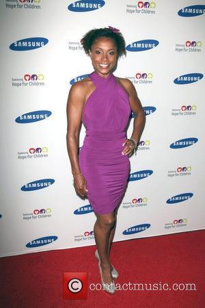 Dominique Dawes, Olympian,  Samsung's Annual Hope for Children gala held at the American Museum of Natural History. New York...