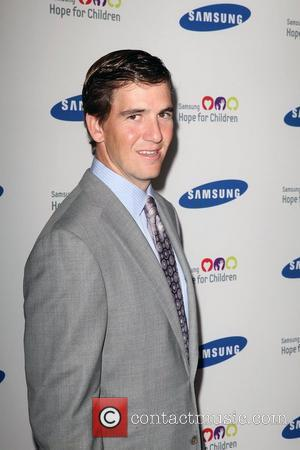 Eli Manning,  Samsung's Annual Hope for Children gala held at the American Museum of Natural History. New York City,...