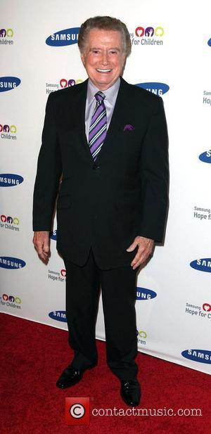 Regis Philbin,  Samsung's Annual Hope for Children gala held at the American Museum of Natural History. New York City,...