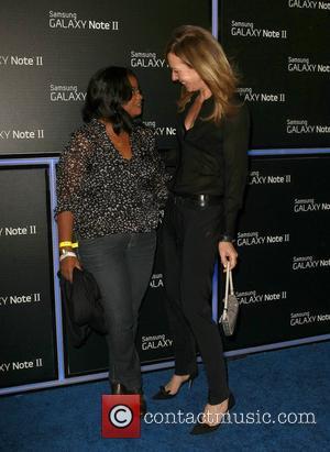Allison Janney and Octavia Spencer