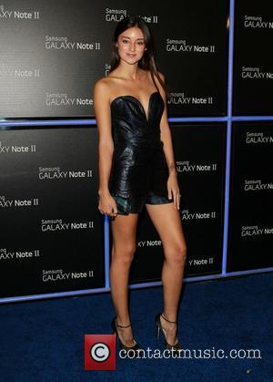 Caroline D'Amore  Samsung Mobile Launch Party For The New Samsung Galaxy Note II - Arrivals Beverly Hills, California -...