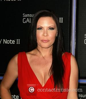 Christa Campbell  Samsung Mobile Launch Party For The New Samsung Galaxy Note II - Arrivals Beverly Hills, California -...