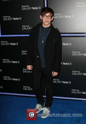 Kevin McHale  Samsung Mobile Launch Party For The New Samsung Galaxy Note II - Arrivals Beverly Hills, California -...