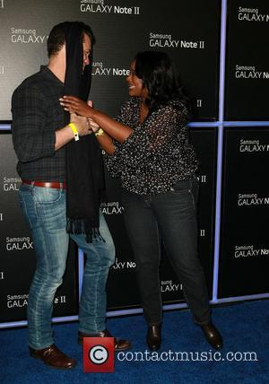 Octavia Spencer and Tate Taylor