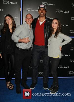 Rick Fox, Eliza Dushku  Samsung Mobile Launch Party For The New Samsung Galaxy Note II - Arrivals Beverly Hills,...