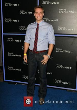 Scott Porter  Samsung Mobile Launch Party For The New Samsung Galaxy Note II - Arrivals Beverly Hills, California -...