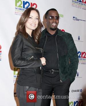 Olivia Wilde and Sean Combs