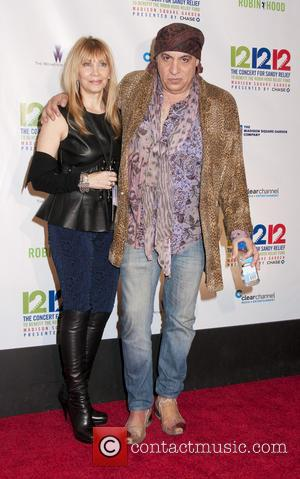 Steve Van Zandt 12-12-12 Concert Benefiting The Robin Hood Relief Fund To Aid The victims Of Hurricane Sandy - Press...