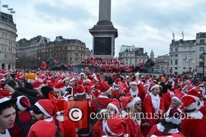 Atmosphere and Trafalgar Square