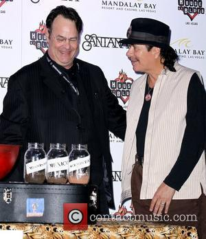 Dan Aykroyd, Carlos Santana and House Of Blues