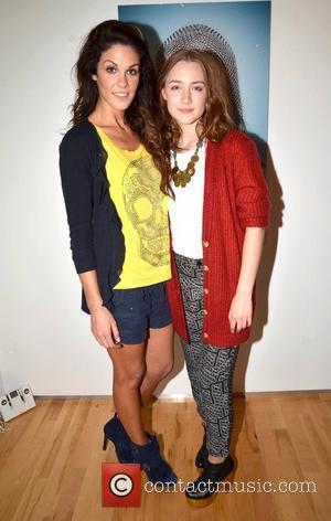 Glenda Gilson and Saoirse Ronan