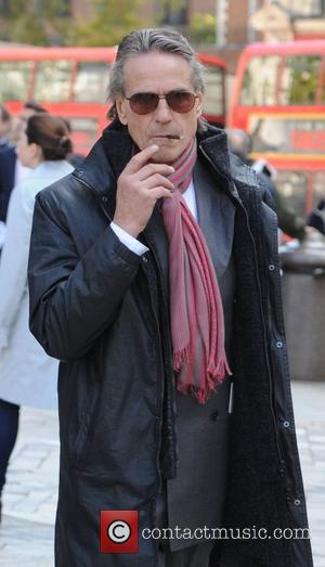 Jeremy Irons Memorial Service for Vidal Sassoon held at St. Paul's Cathedral  London, England - 12.10.12