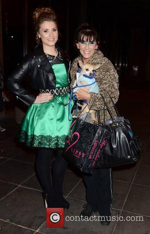 Ella Henderson and Linda Martin