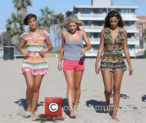 Frankie Sandford, Mollie King, Rochelle Humes and The Saturdays