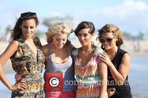 Rochelle Humes, Mollie King, Frankie Sandford, Vanessa White and The Saturdays