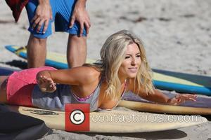 Mollie King, The Saturdays and Venice Beach