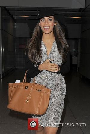 Rochelle Wiseman and The Saturdays