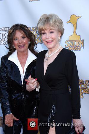 Dawn Wells, Barbara Eden The 2012 Saturn awards at Castaways  Los Angeles, California - 26.07.12