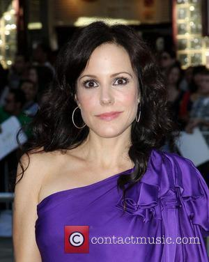Mary-Louise Parker at the premiere of 'Savages' at Westwood Village  Los Angeles, California - 25.06.12