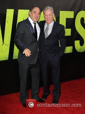 Oliver Stone, James Woods The premiere of 'Savages' at Westwood Village - Arrivals  Los Angeles, California - 25.06.12