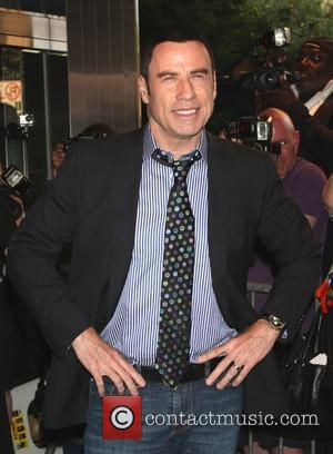 Travolta: I've Got The Luck Of The Irish