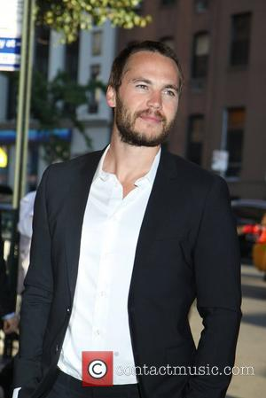 Taylor Kitsch New York Premiere of 'Savages' at the SVA Theater - outside arrivals  New York City, USA -...