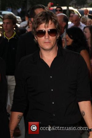 Rob Thomas New York Premiere of 'Savages' at the SVA Theater - outside arrivals  New York City, USA -...