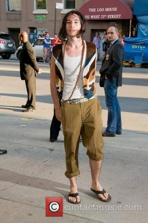 Ezra Miller New York Premiere of 'Savages' at the SVA Theater - outside arrivals New York City, USA - 27.06.12