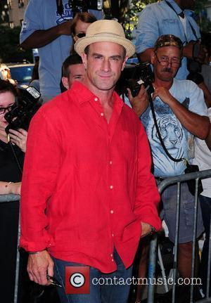 Chris Meloni New York Premiere of 'Savages' at the SVA Theater - outside arrivals New York City, USA - 27.06.12
