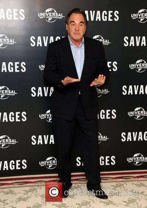 Oliver Stone Savages photocall held at The Mandarin Oriental London, England - 19.09.12