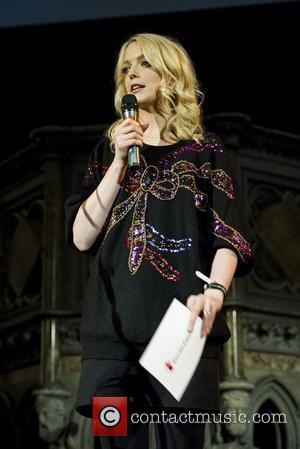 Lauren Laverne  hosts the 'Save the Children's Christmas Tree Sessions' at Union Chapel  London, England - 14.12.12