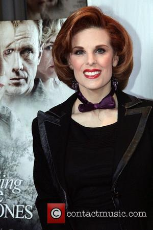 Kat Kramer Screening of 'Saving B. Jones' held at the ICM Screening Room in Century City - Arrivals Los Angeles,...