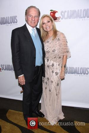 Frank Gifford and Kathie Lee Gifford  After party for 'Scandalous The Musical' held at the Copacabana nightclub. New York...