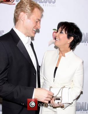 Kris Jenner and Edward Watts