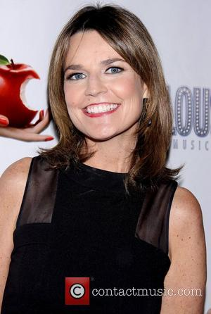 Savannah Guthrie at the premiere of 'Scandalous The Musical'  at the Neil Simon Theatre - Arrivals. New York City,...