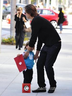 Scott Disick and Mason