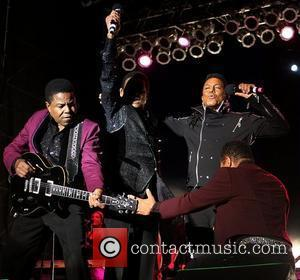 The Jacksons The 34th Annual Seaside Summer Concert held at Coney Island New York City, USA - 11.08.12