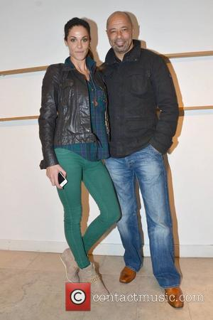 Glenda Gilson, Paul McGrath Guests arrive at the Chernobyl Childrens Secret Art Campaign at the RHA Gallery, Dublin, Ireland -...