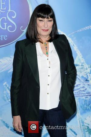 Anjelica Huston Named Peta Person Of The Year