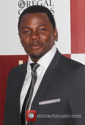 Derek Luke 2012 Los Angeles Film Festival premiere of 'Seeking a Friend for the End of the World' held at...