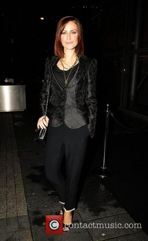 Katherine Kelly at Selfridge's 10th anniversary celebrations. Manchester, England - 27.09.12