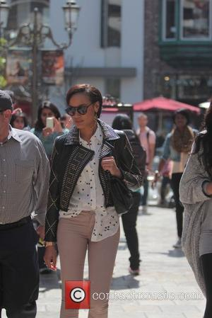 Selita Ebanks at The Grove to appear on the entertainment news programme, 'Extra'  Los Angeles, California - 20.03.12