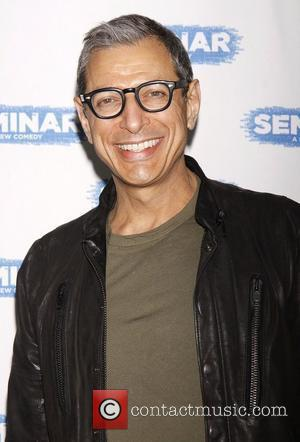 Jeff Goldblum  Meet and greet with the new cast of the Broadway play 'Seminar', held at the Roundabout Rehearsal...