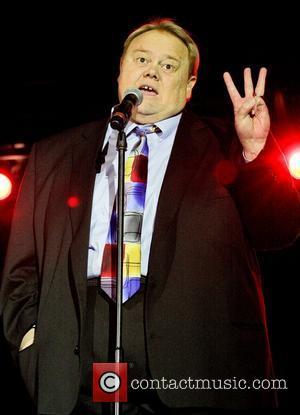 Louie Anderson  performing at Seminole Coconut Creek Casino  Coconut Creek, Florida - 03.02.12