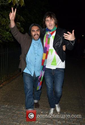 Noel Fielding Future Contemporaries party held at The Serpentine Gallery London, England - 17.09.12