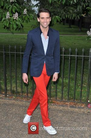 Mika The Serpentine Gallery Summer Party held in Hyde Park - Arrivals. London, England - 26.06.12